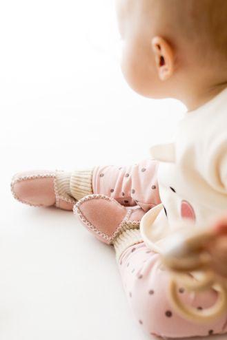 Rolly baby winter copatki roza