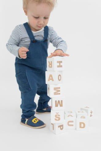 Toddler rolly copatki iz usnja decki 1