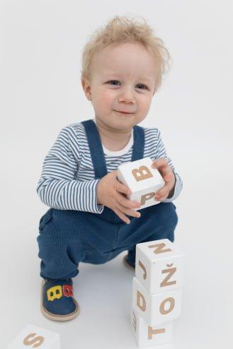 Toddler rolly copatki za vrtec nedrsec podplat